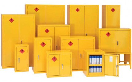 Bedford Flammable Cabinet Range