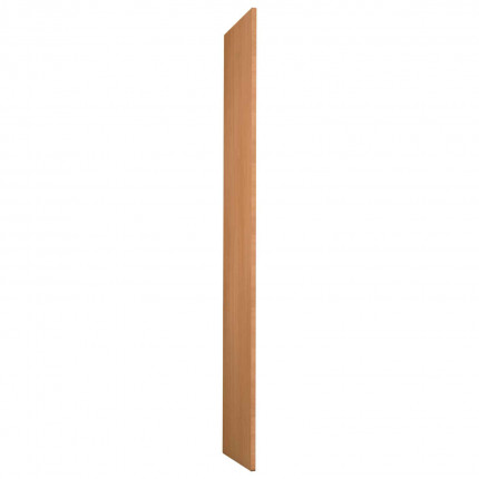 Probe Beech TimberBox MDF Woodgrain Locker Side Panel