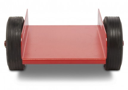 BeamKart BK1 heavy-duty material handling trolley front view