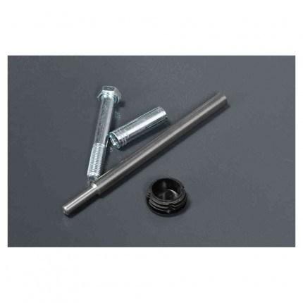Keysecure Victor Eurograde 1 Key Lock Security Safe Size 3 - fixing bolts