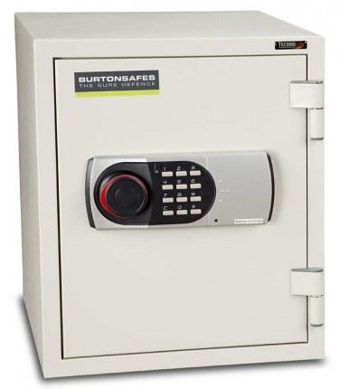 Burton Fire Data Safe 1E 60 mins - door closed