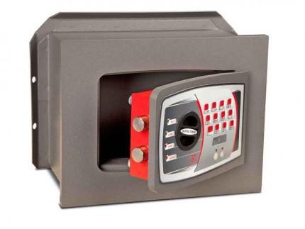 Burton Torino WS-DT/1PE £4000 Rated Wall Safe Electronic  - door ajar