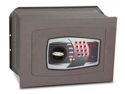 Burton Torino DK3E £4000 Rated Electronic Wall Safe - door closed