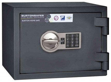 Burton Home Safe 1E Eurograde 0 £6,000 Rated Fire Security Safe