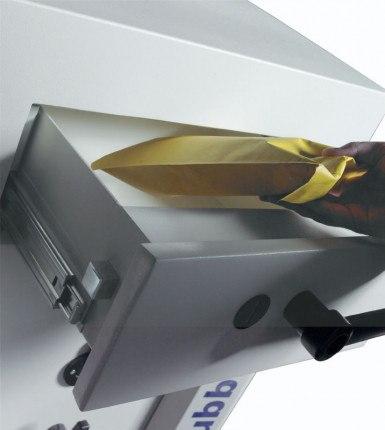 Chubbsafes Sovereign Eurograde 1 Deposit Safe Size 3 - drawer