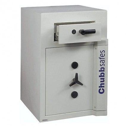 ChubbSafes Sovereign Deposit Safe Grade 3 Size 2 - Drawer Open