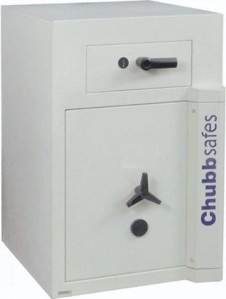 Chubbsafes Sovereign Eurograde 1 Deposit Safe Size 2 - closed
