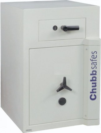 Chubbsafes Sovereign Eurograde 1 Deposit Safe Size 1 - closed