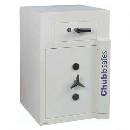 ChubbSafes Sovereign Deposit Safe Grade 3 Size 2 - Closed