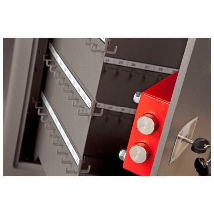 Burton CE120 Key Cabinet Digital Electronic Lock 120 Keys - bolt work