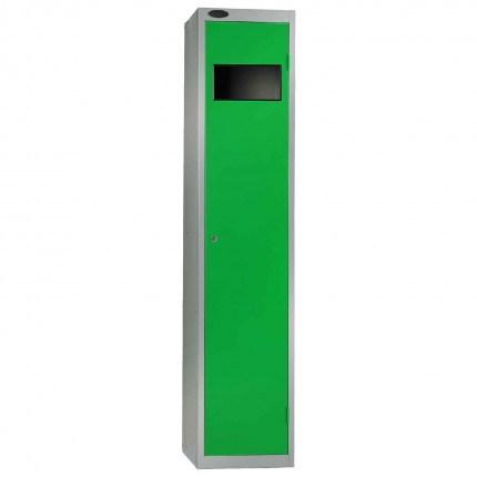 Probe Dirty Laundry Workwear Collector Locker in green