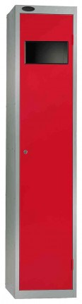 Probe Dirty Laundry Workwear Collector Locker red