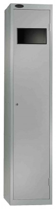 Probe Dirty Laundry Workwear Collector Locker silver grey