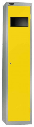 Probe Dirty Laundry Workwear Collector Locker yellow