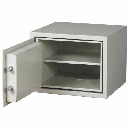 Dudley Compact 5000-0 Fire Security Safe Leftt Hand Hinge  - door fully open