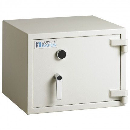 Dudley Compact 5000-0 Fire Security Safe - door closed