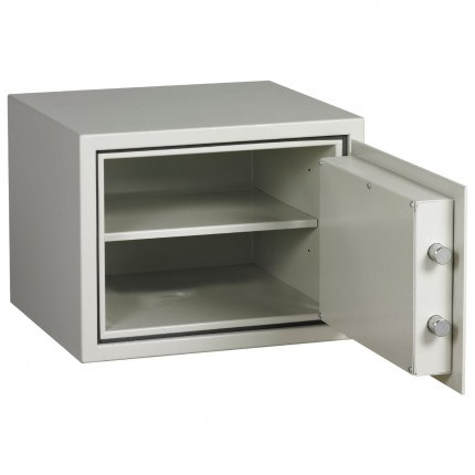 Dudley Compact 5000-0 Fire Security Safe Right Hand Hinge  - door fully open
