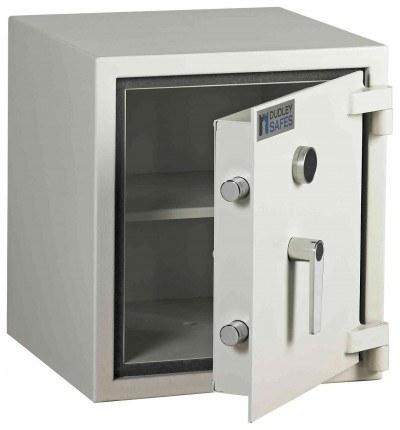 Dudley Compact 5000-1 Fire £5000 Rated Security Safe - door ajar
