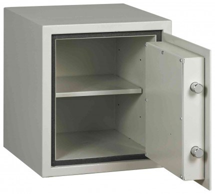 Dudley Compact 5000-1 Fire £5000 Rated Security Safe - door open