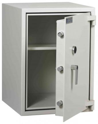 Dudley Compact 5000-3 Fire £5000 Rated Security Safe - door ajar