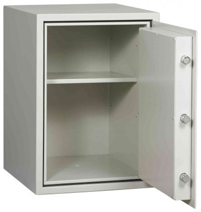 Dudley Compact 5000-3 Fire £5000 Rated Security Safe - door open