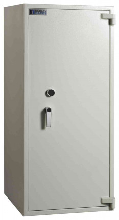 Dudley Compact 5000-6 Fire £5000 Rated Security Safe - door closed