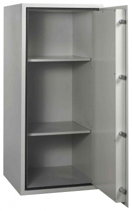 Dudley Compact 5000-6 Fire £5000 Rated Security Safe - door open