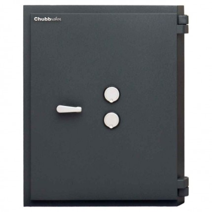 ChubbSafes Custodian 170 EuroGrade 4 Dual Locking Security Safe - Door closed