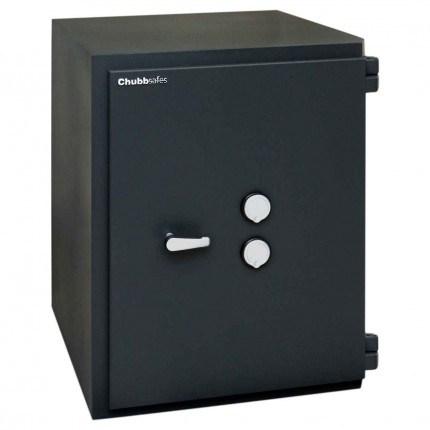 ChubbSafes Custodian 210 EuroGrade 5 Dual Locking Security Safe - door closed