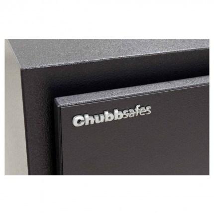 ChubbSafes Custodian 210 EuroGrade 4 Dual Locking Security Safe - door logo
