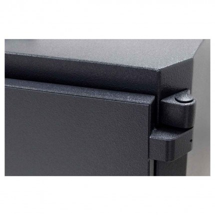 ChubbSafes Custodian 170 EuroGrade 4 Dual Locking Security Safe - Door hinge
