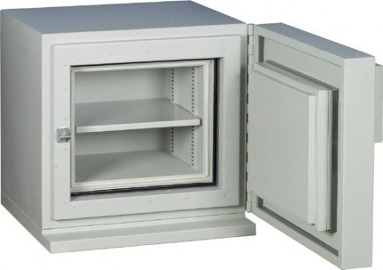 Chubbsafes DataGuard 25E Media Safe Open
