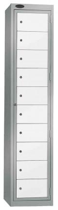 Probe Clean Laundry Dispenser Locker for 10 Users white