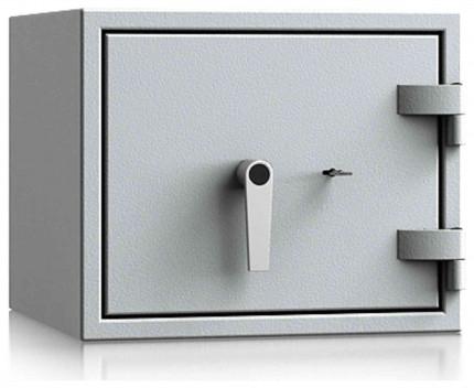 De Raat DRS Combi-Fire 1K £4000 Rated Key Lock Security Fireproof Safe - door closed