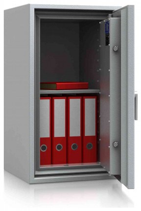 De Raat DRS Combi-Fire 3K £4000 Rated Key Lock Security Fireproof Safe - door open