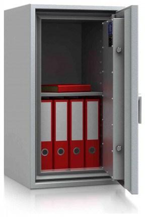 De Raat DRS Combi-Fire 3K £4000 Rated Key Lock Security Fireproof Safe - door open
