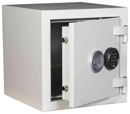 De Raat DRS Prisma 1-1E Large Eurograde 1 Electronic Safe Size 1 - door ajar