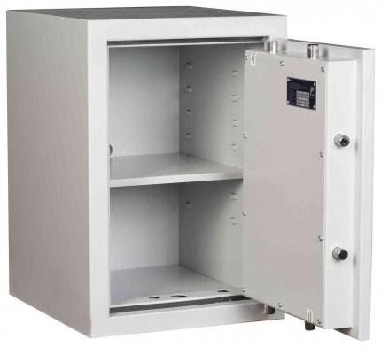 De Raat DRS Prisma 1-2E Large Eurograde 1 Electronic Safe Size 2 - door open