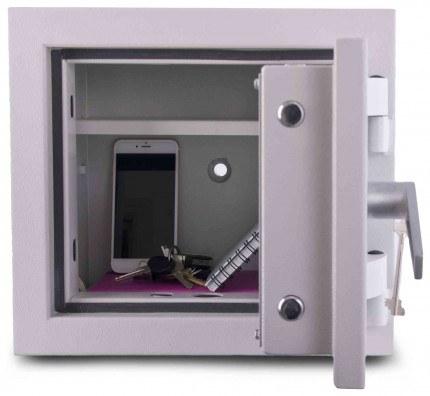 De Raat DRS Prisma 1-0E Small Eurograde 1 Electronic Safe Size 0 - open