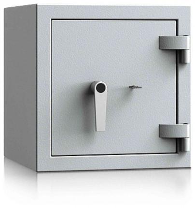 De Raat DRS Prisma 1-1K Small Eurograde1 Key Locking Safe - Closed