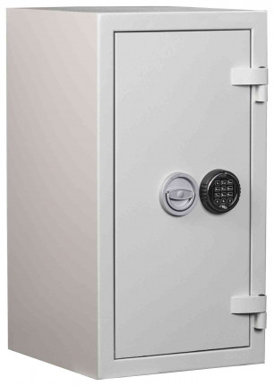 De Raat DRS Prisma 1-3E Large Eurograde 1 Electronic Safe Size 3 - closed