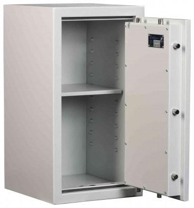 De Raat DRS Prisma 1-3E Large Eurograde 1 Electronic Safe Size 3 - open