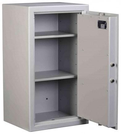 The large 87 litre De Raat Vector S2 4E Electronic Security Safe