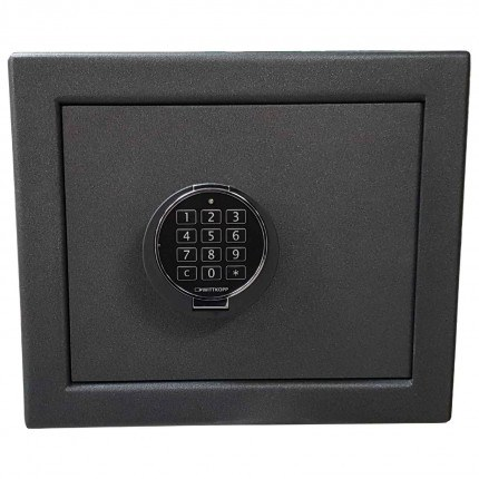 De Raat DRS Vega S2 10E Electronic £4000 Security Safe - Door closed