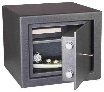 De Raat DRS Vega S2 10K Key Locking £4000 Security Safe - open