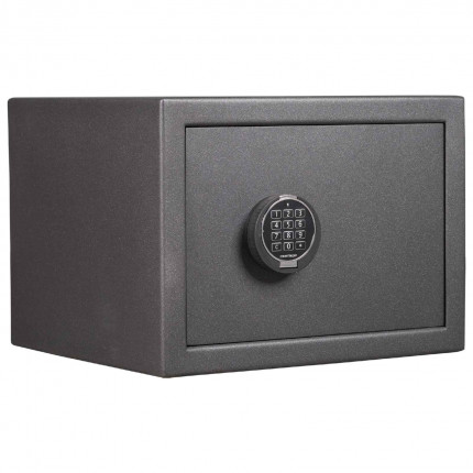 De Raat DRS Vega S2 40E Electronic £4000 Laptop Safe - door closed