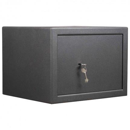 Key Locking £4000 Laptop Safe - De Raat Vega S2 40K - Closed