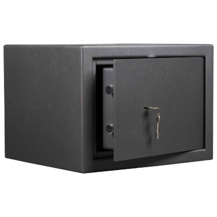 Key Locking £4000 Laptop Safe - De Raat Vega S2 40K- door Ajar