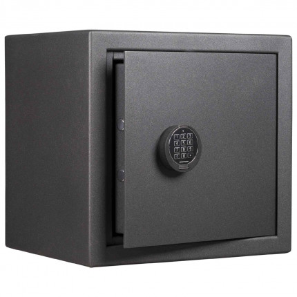 De Raat DRS Vega S2 45E Electronic £4000 Security Safe - Door ajar