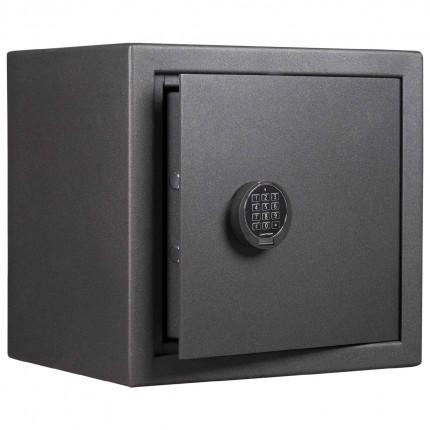 De Raat DRS Vega S2 45E Electronic £4000 Security Safe - Door ajar